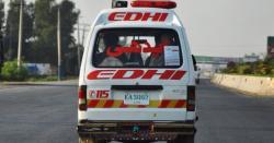 پاکستان میں ایک ہی روز میں دوسرا بڑا حادثہ ، متعدد افراد جاں بحق ، 15افراد زخمی