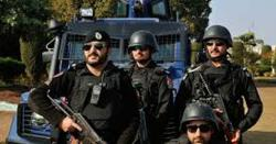 نوشہرہ میں پولیس ٹیم پر فائرنگ ، دواہلکار شہید