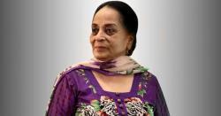 اداکارہ ذہین طاہرہ کے بیٹے نے والدہ کے انتقال کی افواہوں کی تردید کردی