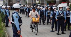 جی 20 اجلاس کیلئے اوساکا میں سیکیورٹی سخت
