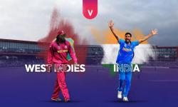 ورلڈکپ: بھارت کا ویسٹ انڈیز کے خلاف ٹاس جیت کر بیٹنگ کا فیصلہ