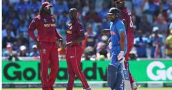 بھارت کا ویسٹ انڈیز کو جیت کےلئے 269رنز کا ٹارگٹ