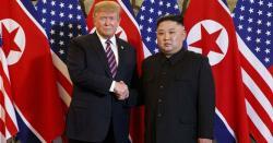ٹرمپ کی شمالی کوریا کے سربراہ کو ملاقات کی دعوت
