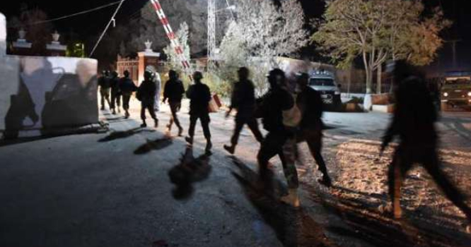 ایک ہی دن میں دہشت گردوں کی جانب سے سیکورٹی فورسز پر دوسرا حملہ
