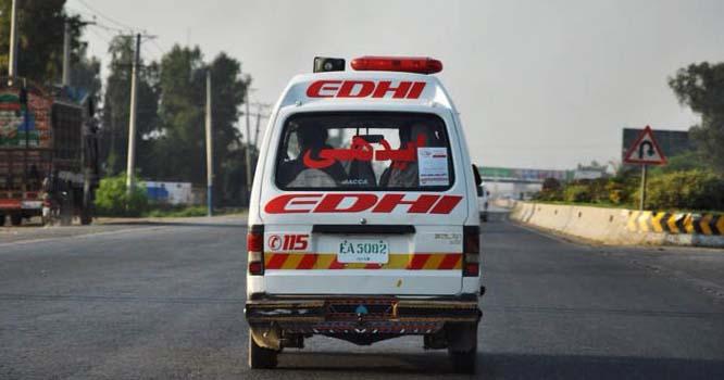 قلعہ سیف اللہ میں ٹرک اور ویگن میں خوفناک تصادم کے نتیجے میں 13 افراد جاں بحق