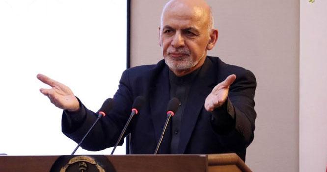 افغان صدر کا عید پر قوم سے خطاب