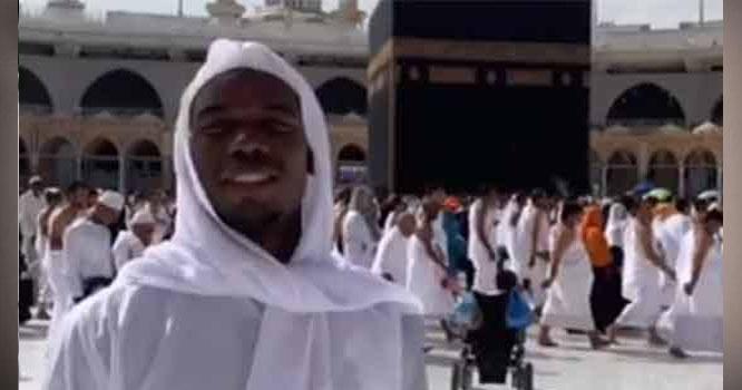 اسلام انسانیت کا دین، مجھے بہترین انسان بنا دیا: پال پوگبا