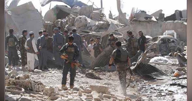 قندھار: سڑک کنارے نصب بم پھٹنے سے 6 شہری جاں بحق