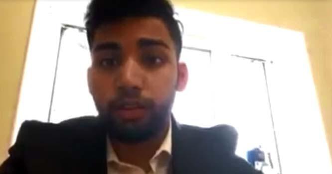 سرفراز احمد کو ہراساں کرنے والے نوجوان نے معافی مانگ لی