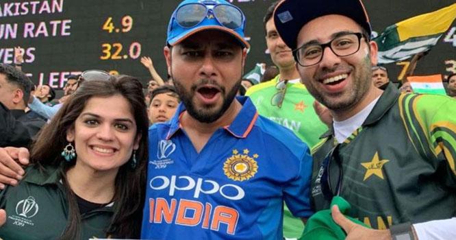 پاکستانی ٹیم کو بھارتیوں کی حمایت بھی حاصل ہو گئی