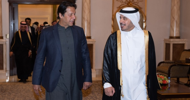 پاکستان میں قطر کی کون سی چیز بے حد مقبول ہے