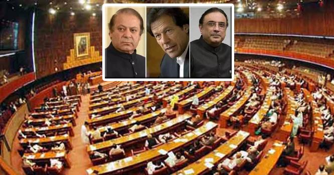پاکستان کی بڑی سیاسی جماعت پر اقتدار کیلئے سابق امریکی وزیر خارجہ کے پاؤں پکڑنے کا الزام