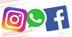 دنیا بھر میں فیس بک، واٹس ایپ اور انسٹا گرام ایپ صارفین کو مشکل کا سامنا ، وجہ سامنے آگئی