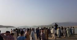 تربیلا جھیل حادثے کی فوٹیج منظر عام پر آگئی