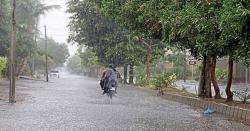 پاکستان کا موسم سوئٹزرلینڈ جیسا ہو گیا