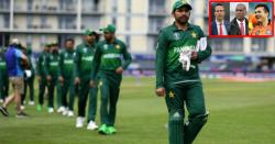 پاکستان کی سیمی فائنل تک رسائی میں ناکامی ،سابق کرکٹرز کی آئی سی سی قوانین پرتنقید