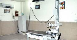 رورل ہیلتھ سنٹر گڑھی دوپٹہ کی ایکسرے مشین تاحال خراب، مریض رل گئے