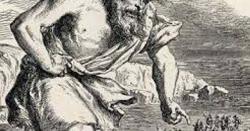 عوج بن عنق )دنیاکاسب سے لمبااورواحدانسان جوطوفان نوح میں زندہ بچ گیاتھا)