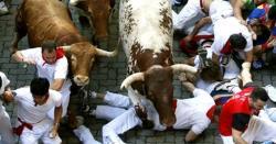 اسپین میں بیلوں کی دوڑ کا سالانہ میلہ