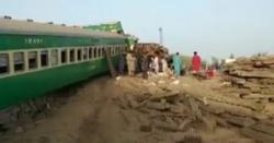 اکبر ایکسپریس حادثہ بروقت کانٹا نہ بدلنے سے پیش آیا
