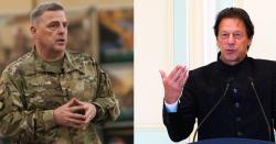 پاکستان سے فوجی تعلقات برقرار رکھنے کی ضرورت ہے، امریکی جنرل