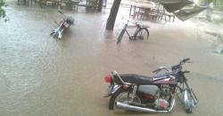 راولپنڈی ،اسلام آباد میں بارش، نالہ لئی میں طغیانی کا خدشہ،ہائی الرٹ جاری