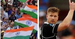 نیوزی لینڈ کے کرکٹر کا فائنل میچ کی پیشگی ٹکٹس خریدنے والے بھارتی شائقین کرکٹ پر طنز
