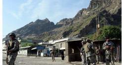 نوشہرہ میں فائرنگ کے تبادلے میں 2 پولیس اہلکار شہید اور 5 زخمی