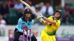 ویمن ایشز کرکٹ سیریز : انگلینڈ اور آسٹریلیا کی ٹیمیں 18جولائی کو پنجہ آزما ہوں گی