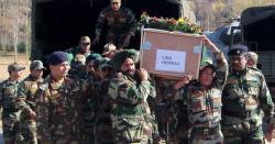 بھارتی فوجیوں پر ایک بار قیامت ٹوٹ پڑی ، بڑی تعداد میں فوجی ہلاک