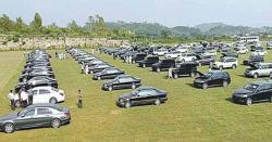 سرکاری گاڑیاں پرائیویٹ استعمال میں لائی جانے لگیں