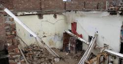 لاہور میں بارش نے تباہی مچادی، مکان کی چھت گرنے سے میاں بیوی اور 5 بچے جاں بحق