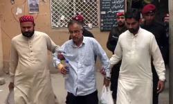 سابق جج محمد ارشد ملک کے ویڈیو اسکینڈل میں ملوث میاں طارق کو گرفتار کر لیا گیا