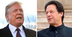 پاکستانی وزیراعظم عمران خان سے ملاقات کیلئے تاریخ میں پہلی بار امریکی صدر میں دبائو میں آگئے