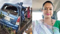 بھارتی کناڈا ٹی وی کی نامور اداکارہ شوبھا ایم وی خوفناک کار حادثے میں زندگی کی بازی ہار گئیں