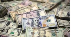 ملک بھر کی کرنسی مارکیٹوں میں روپے کے مقابلے میں ڈالر کی قیمتوں میں کمی