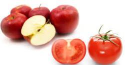ٹماٹر کھائیں پھر سیب چبائیں ،اس سے آپ کو کیا بہت بڑا فائدہ پہنچے گا ؟جانیں