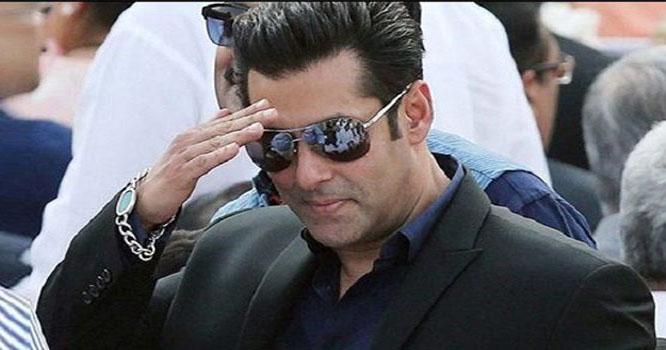 سلمان خان نئی فلم ''دبنگ تھری'' کیلئے 7 کلو وزن کم کرینگے