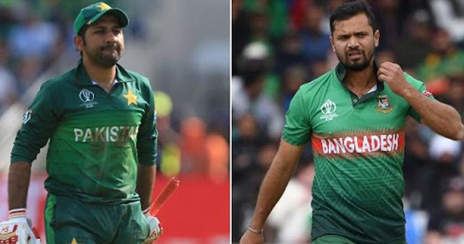 قومی ٹیم نے بنگلہ دیش کوکتناہدف دیدیا