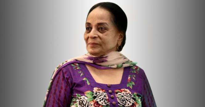 پاکستان کی انتہائی نامور اداکارہ ذہین طاہرہ انتقال کر گئیں