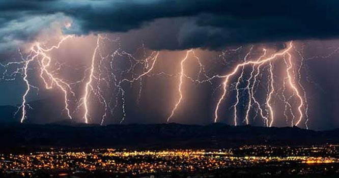 کیا آسمانی بجلی ایک ہی مقام پر دوبارہ نہیں گر سکتی؟