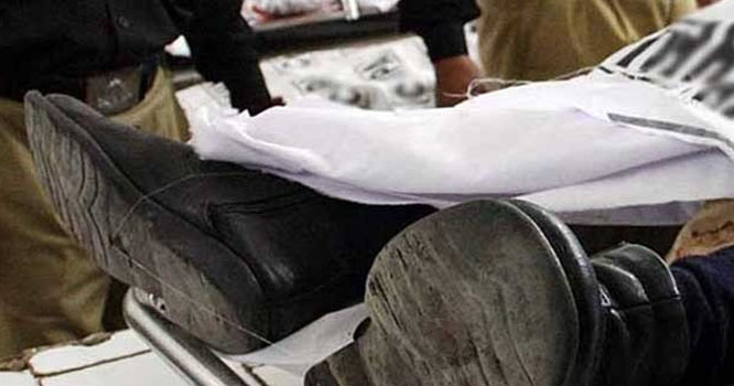 نوشہرہ میں فائرنگ کے تبادلے میں 2 پولیس اہلکار شہید، 5 زخمی