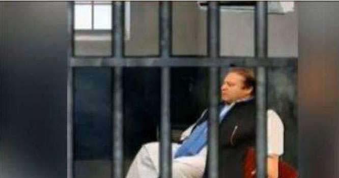 بے گْناہ نواز شریف جیل میں بیٹھ کر بھی عوام کو اچھی خبر دے رہا ہے، مریم اورنگزیب