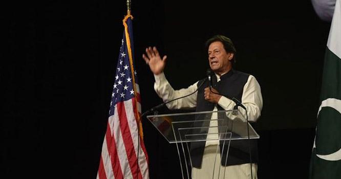 دورہ امریکا سے ثابت ہوا کہ عمران خان محض ایک سلیکٹڈ وزیراعظم ہیں، شہباز شریف