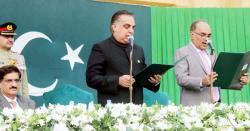 عمران اسماعیل کی عدم موجودگی میں اسپیکر سندھ اسمبلی قائم مقام گورنر سندھ ہوتا ہے