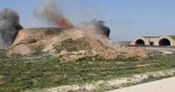 شام: فوجی اڈے پر گولہ بارود منتقلی کے دوران دھماکے ،31افرادجاں بحق