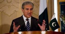 مقبوضہ کشمیر میں آرٹیکل کی تبدیلی سے حالا ت مزید کشیدہ ہو نگے، شاہ محمود