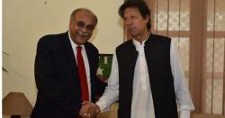 عمران خان نے نجم سیٹھی کو دس ارب روپے ہرجانے کا نوٹس بھجوا دیا