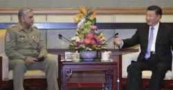 وفاقی وزیر ریلوے شیخ رشید احمد نے کہا ہے کہ آرمی چیف جلد چین جائیں گے