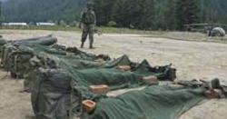 مقبوضہ کشمیر کے علاقے شوپیاں میں بھارتی فو ج کے قافلے پر حملہ